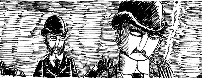 'Murder Mystery Mayhem' Comics and Story Collection Review