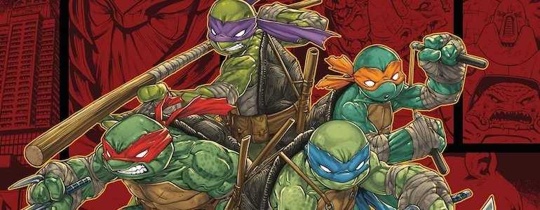New TMNT Video Game in Development