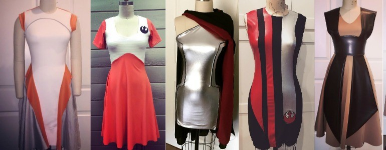 Awesome 'Star Wars' Inspired Dresses