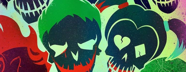 New 'Suicide Squad' Film Posters