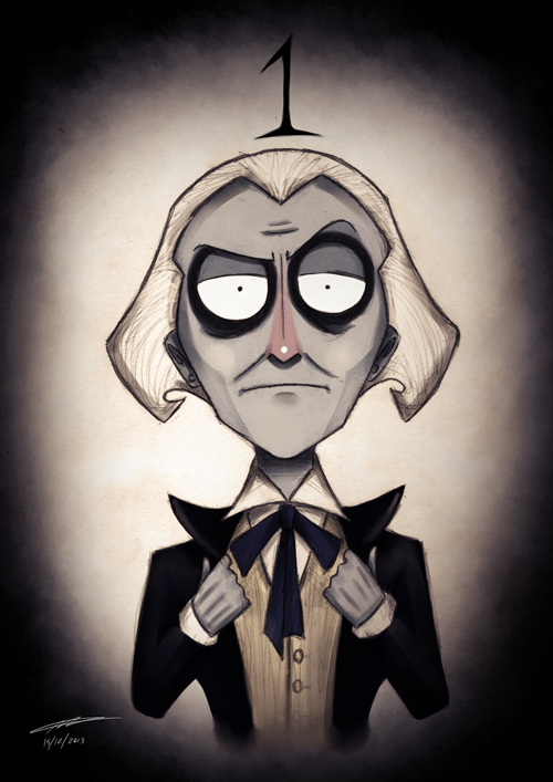 Tim Burton Doctor Who 1