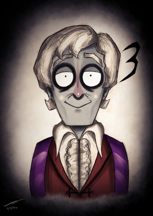 Tim Burton Doctor Who 3