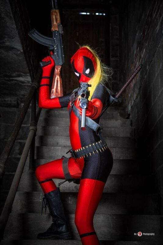 deadpool vs movie deadpool - photo #23