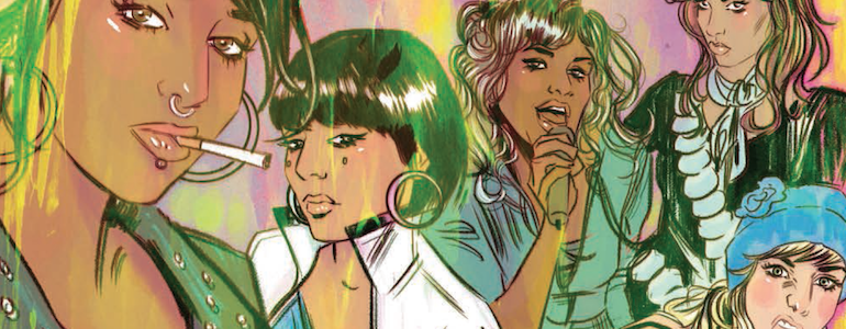 'Curb Stomp' Graphic Novel Review