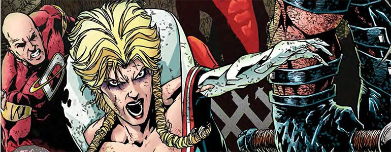 'Leaving Megalopolis: Surviving Megalopolis #1' Comic Review