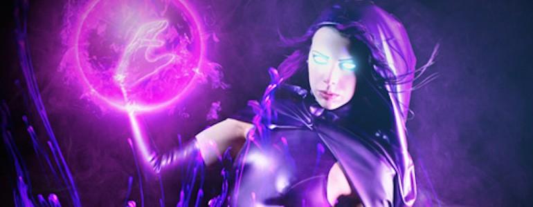 Raven (DC Comics) Cosplay