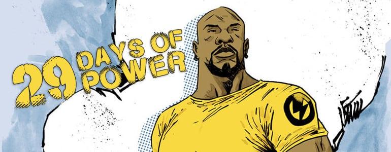 29 Days of Power Luke Cage