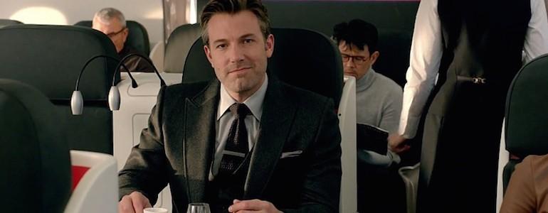 Turkish Airlines' Batman v Superman TV Spots