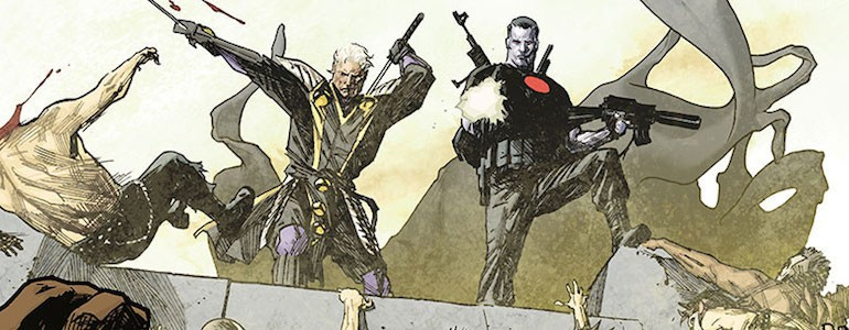 'Bloodshot Reborn: The Analog Man #1-2' Comic Review
