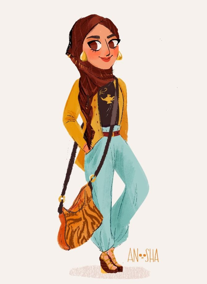 Disney, Disney Princesses, Snow White, Ariel, Princess Jasmine, Merida09