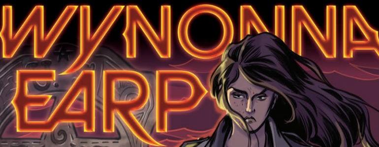 'Wynonna Earp #1' Comic Review