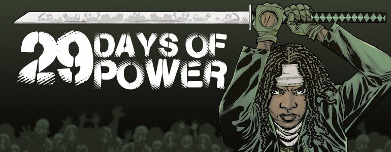 Black History Month: 29 Days of Power Volume 4