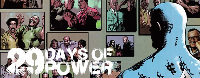 Black History Month: 29 Days of Power Volume 5