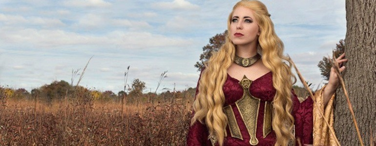 Ceresei Lannister Game of Thrones Cosplay