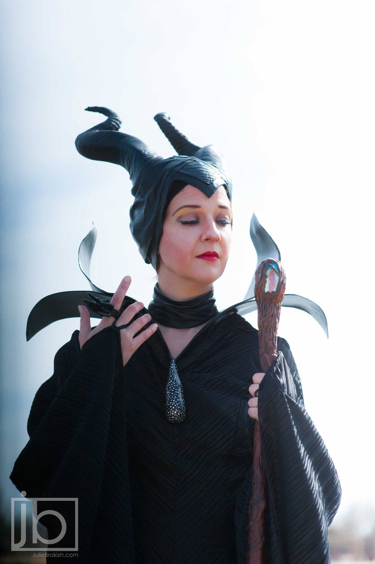 Julie Brokish Malificent 1