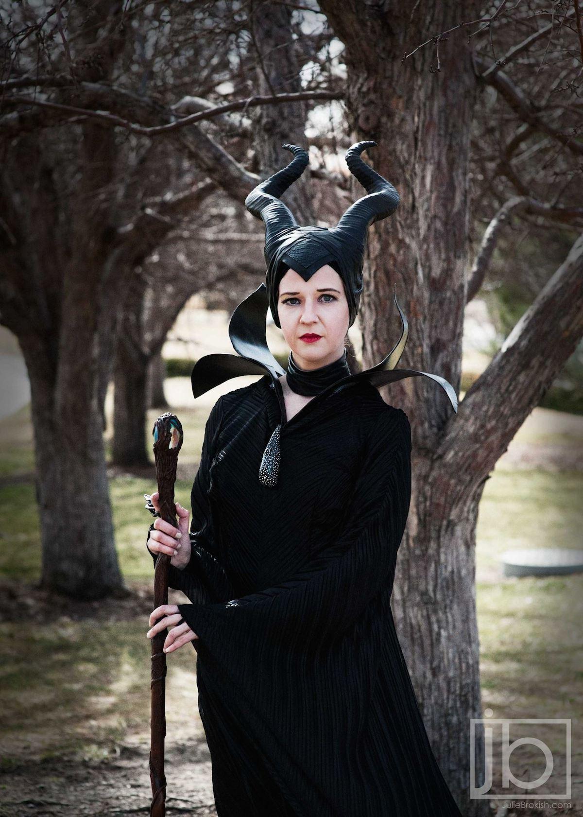 Julie Brokish Malificent 2