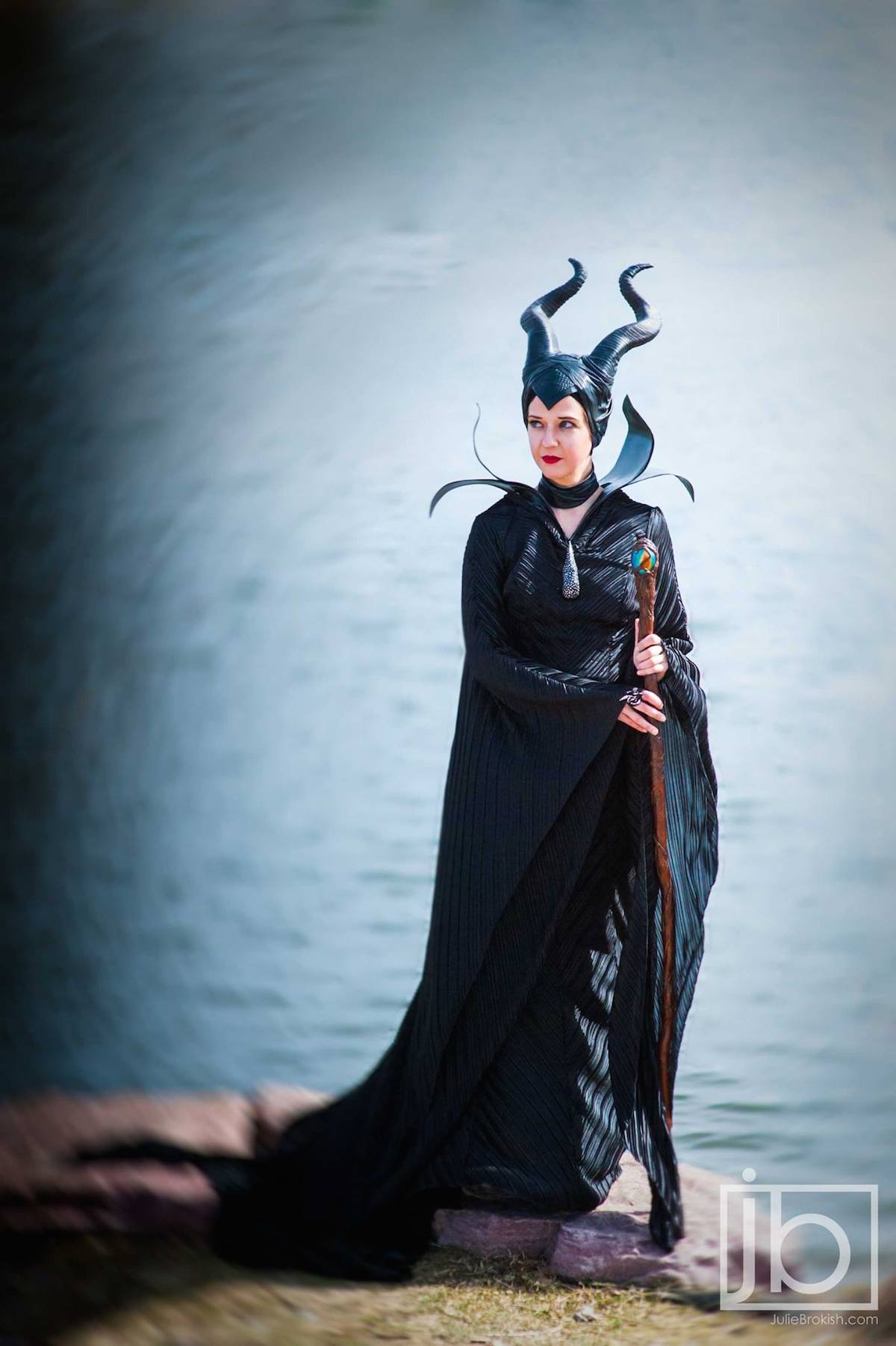 Julie Brokish Malificent 3