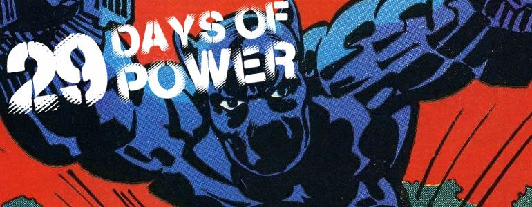 Black History Month: 29 Days of Power Volume 1
