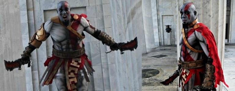 Kratos: God Of War