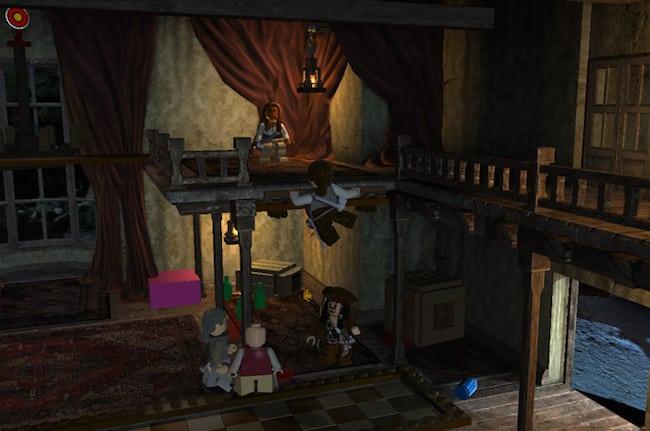 Lego Pirates Screenshot