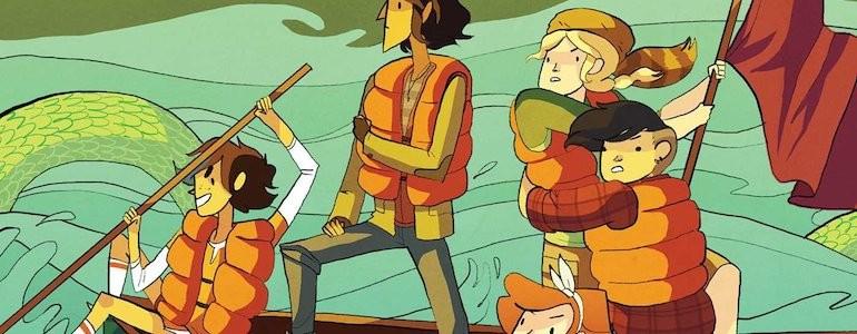 'Lumberjanes Vol. 3: A Terrible Plan' Comic Review