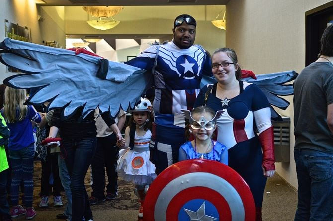 NWI Comic Con, 2, cosplay, Marvel, DC Comics,3