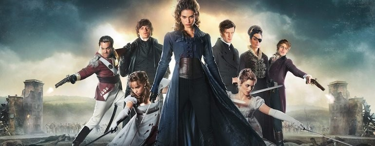 'Pride and Prejudice and Zombies' Theatrical Review