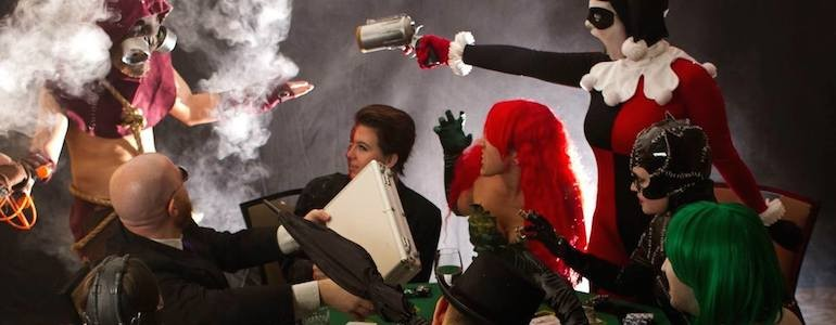 Project Cosplay: Gotham Villains Poker Shoot