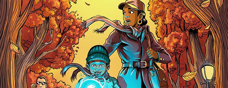 'Raising Dion' #1 Comic Review - Project-Nerd Raising Dion