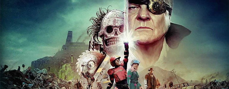 'Turbo Kid' DVD Review