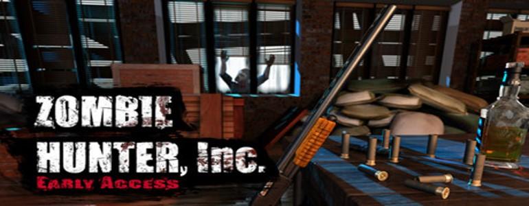 'Zombie Hunter Inc.' Impressions