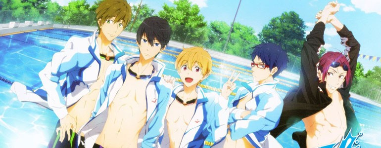 'Free! Eternal Summer' Blu-ray Review