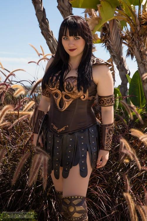 Xena Warrior Princess & Gabrielle Cosplay - Project-Nerd