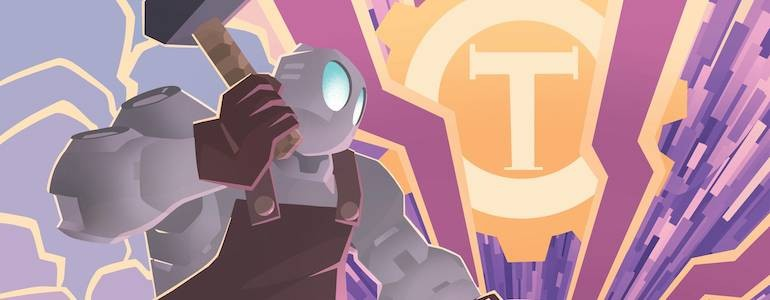 'Atomic Robo: The Crystals Are Integral' Collection Review