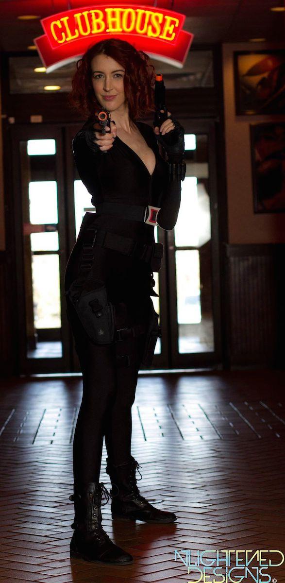 Bera Cuda Black Widow 2