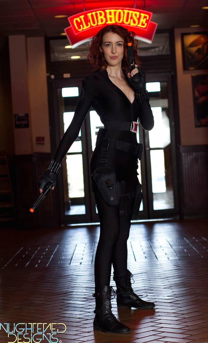 Bera Cuda Black Widow 4