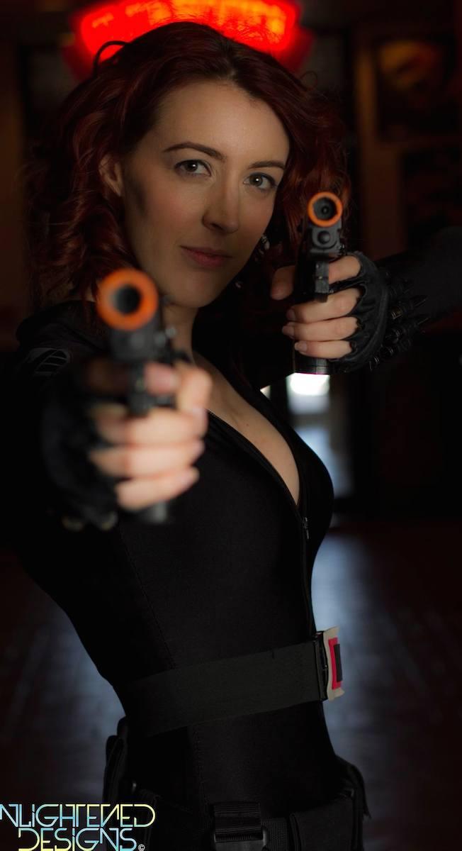 Bera Cuda Black Widow 5