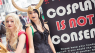 Slut Shaming in Cosplay 101