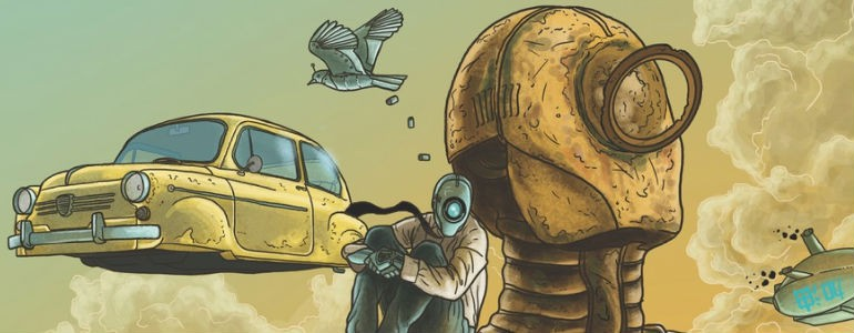 'D4ve2' Graphic Novel Review