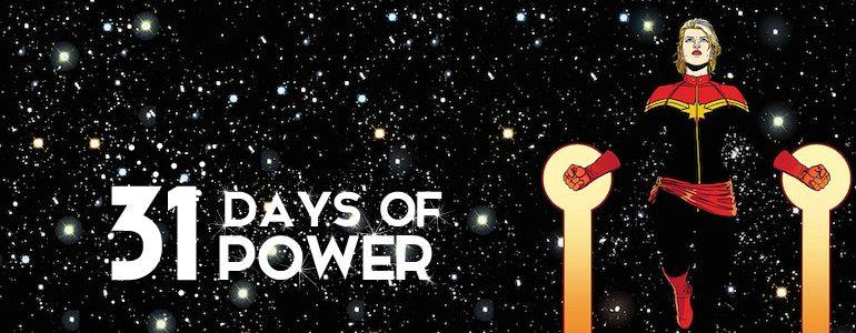 Women's History Month: 31 Days of Power Volume 3