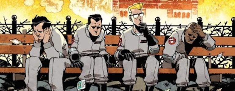 'Ghostbusters: Deviations' One-Shot Comic Review
