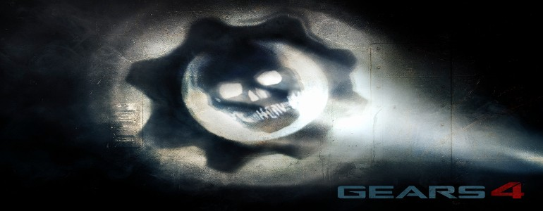 Gears of War 4 is in the Works
