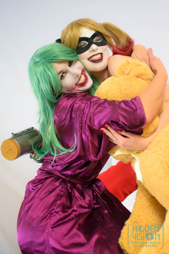 Gotham PJ Party PC Harley Joker 1