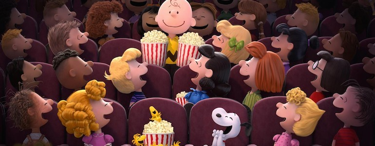 Deal of the Week: Peanuts Movie w/ Plush on Blu-ray