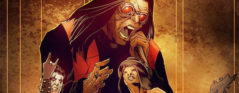 'Satanic Hell, Vol.1' Comic Review