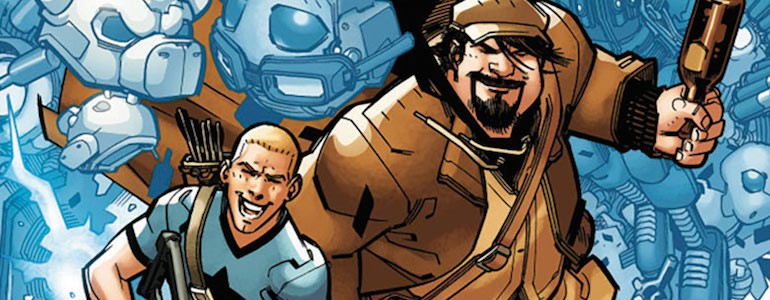 'The Adventures of Archer & Armstrong #1' Comic Review