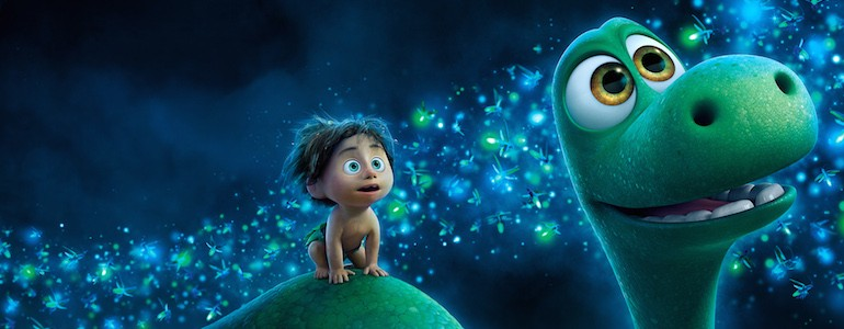 'The Good Dinosaur' Blu-ray Review