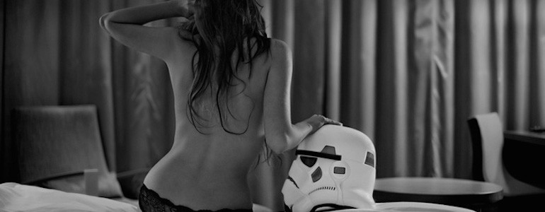 Star Wars Boudoir Shoot