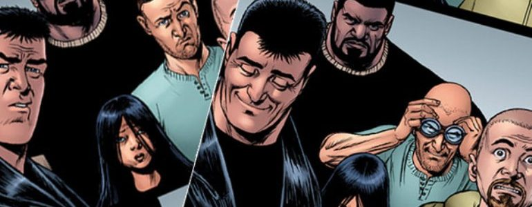 Garth Ennis' 'The Boys' To Storm The Small Screen