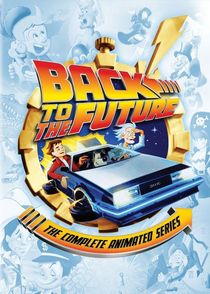 Back to the Future The Complete Animated Series